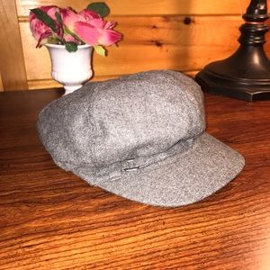 Women's Nine West Gray Hat